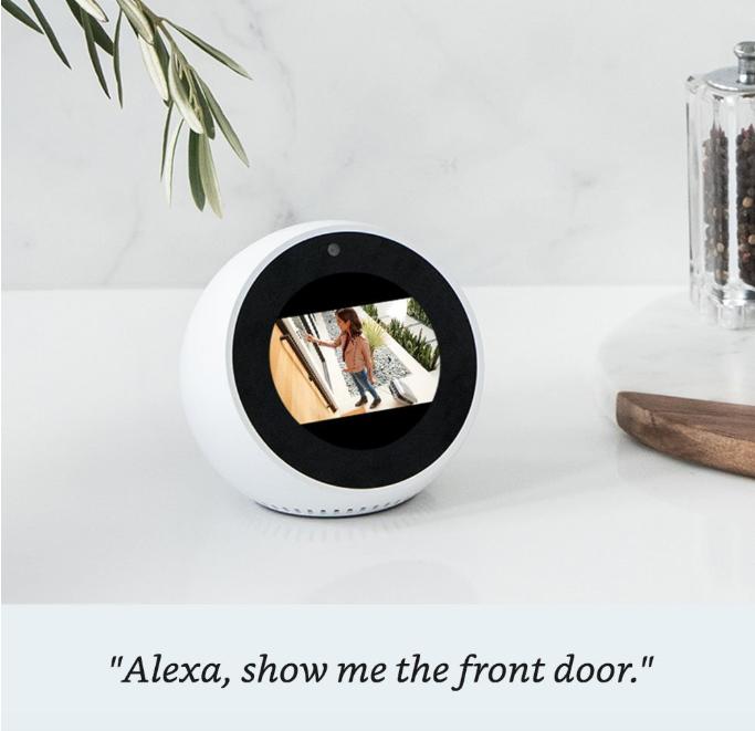 Amazon Alexa Bluetooth Speaker