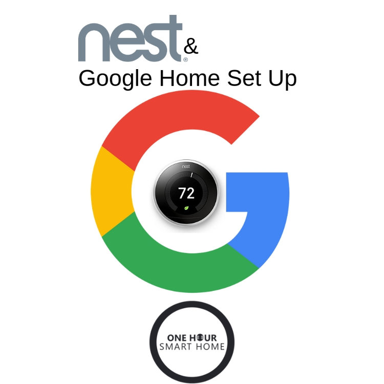 Does The Nest Thermostat Work With Google Home Onehoursmarthome