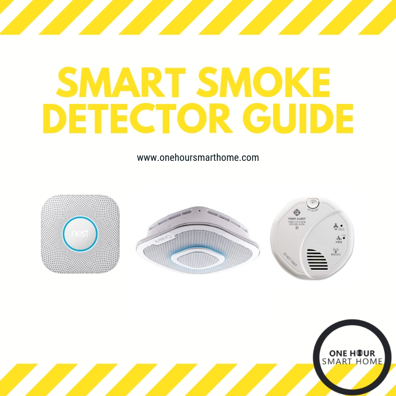 Smart Smoke Detector Guide: Which One Is Right For you?