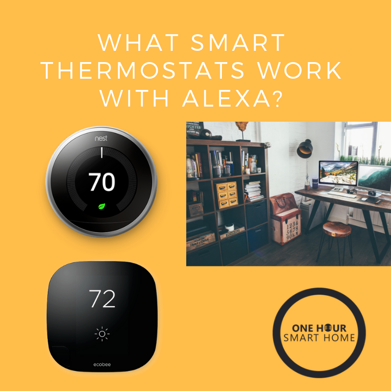 Learn About Smart Thermostats That Work With Alexa