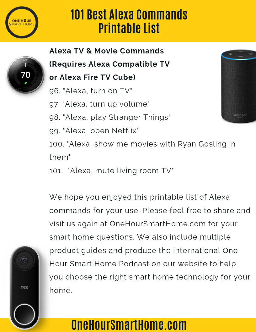 printable list of alexa commands-1