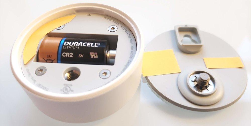 Nest Room Sensor Review: Inside  Nest Room Sensor