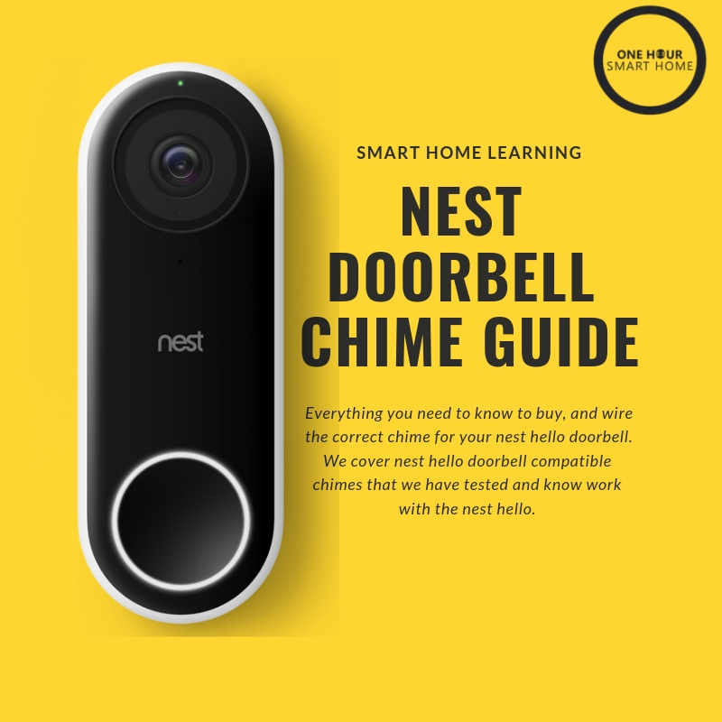 Nest Doorbell Chime Guide - What Doorbell Chimes Work With Nest Hello?