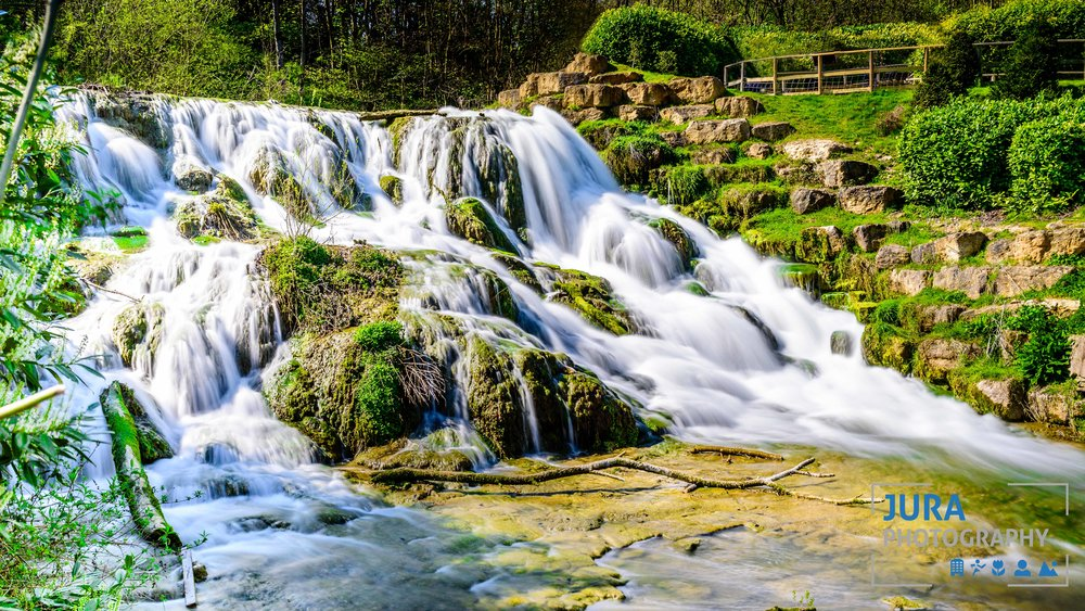 Location Four - The Cascades at Blenheim Palace