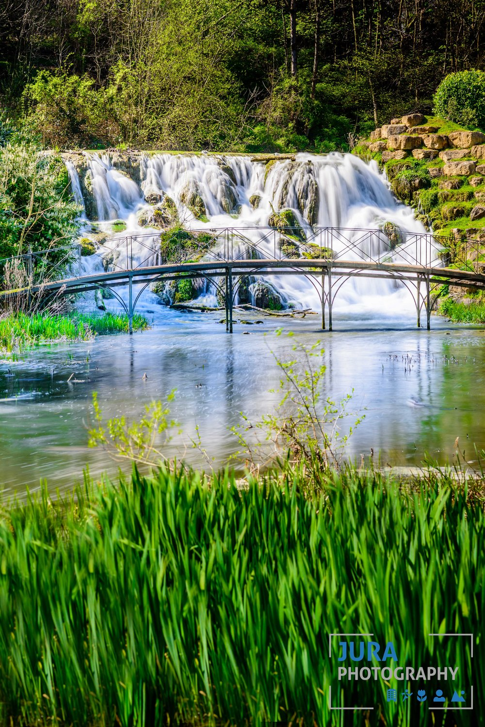 Location One - Cascades at Blenheim Palace