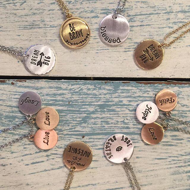 One little necklace..... LOTS of Inspiration!! #shoesandsuchflagstaff #beatiful #tgif #want #haveagreatweekend #💜