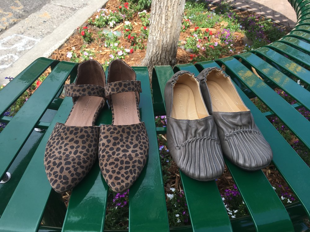 CHOCOLAT BLU - Meet one our favorite brands carried at Shoes & Such. This brand gives a Euro feel and reminds us of fall days in Italy.