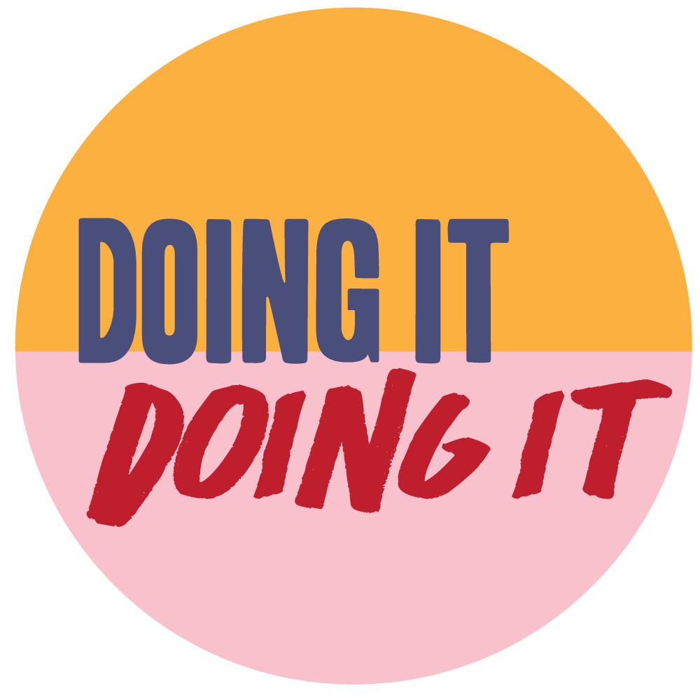 Doing it, Doing it logo