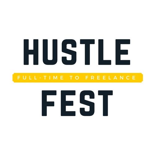 Hustle Fest Logo
