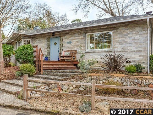 220 Longview Ter, Orinda   3 Beds | 2 Baths  $1,215,000  Represented: Buyer