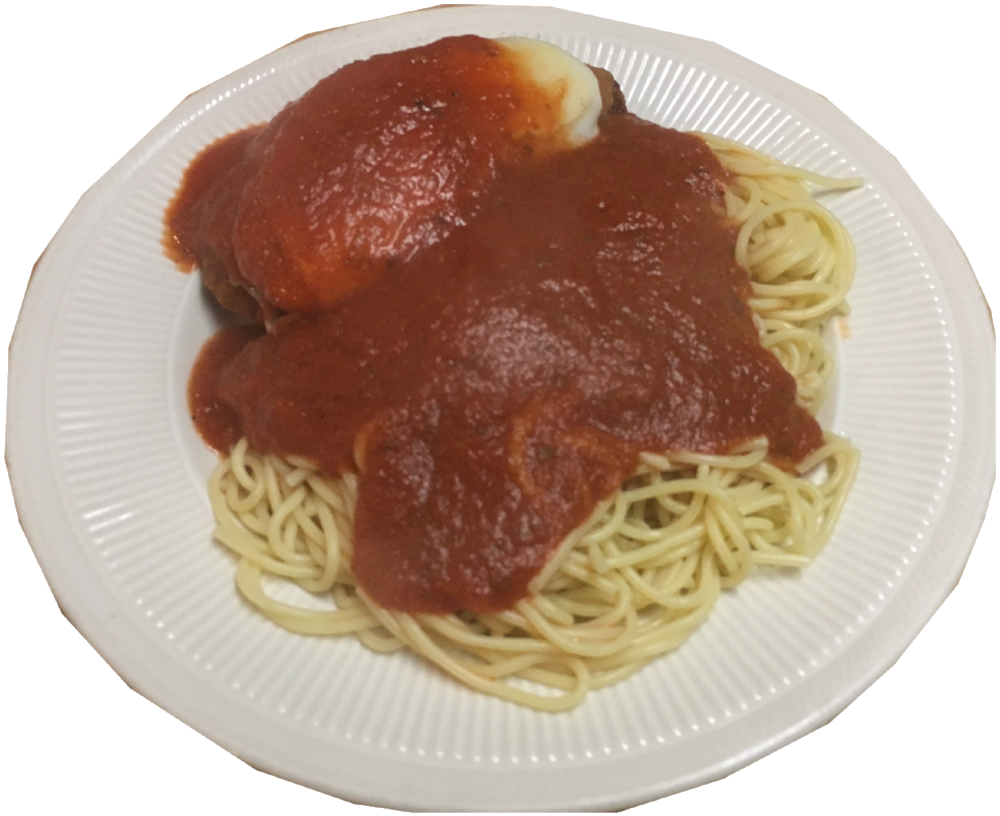 Chicken Parmigian