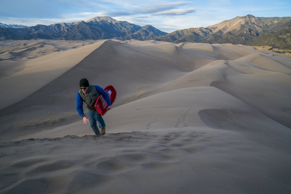 Feral Mountain Co.  - Great Sand Dunes