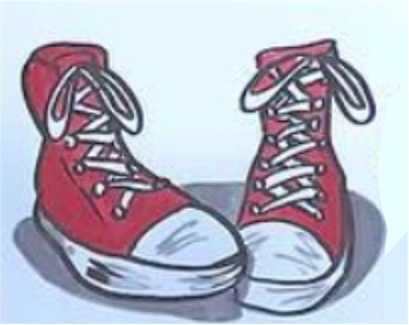 No other program makes corporate accountability a personal mission like Red Shoes does.  Standing out for the positive becomes personal, because it  is  personal.