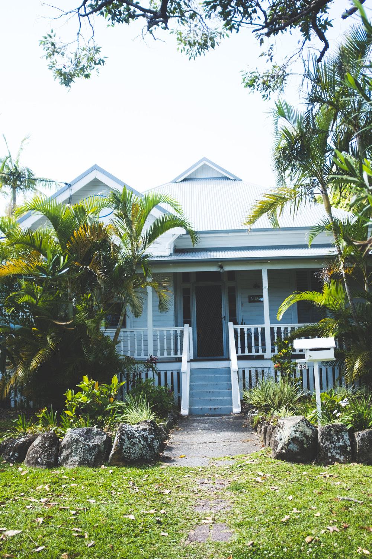 Arcardia House, Byron Bay.