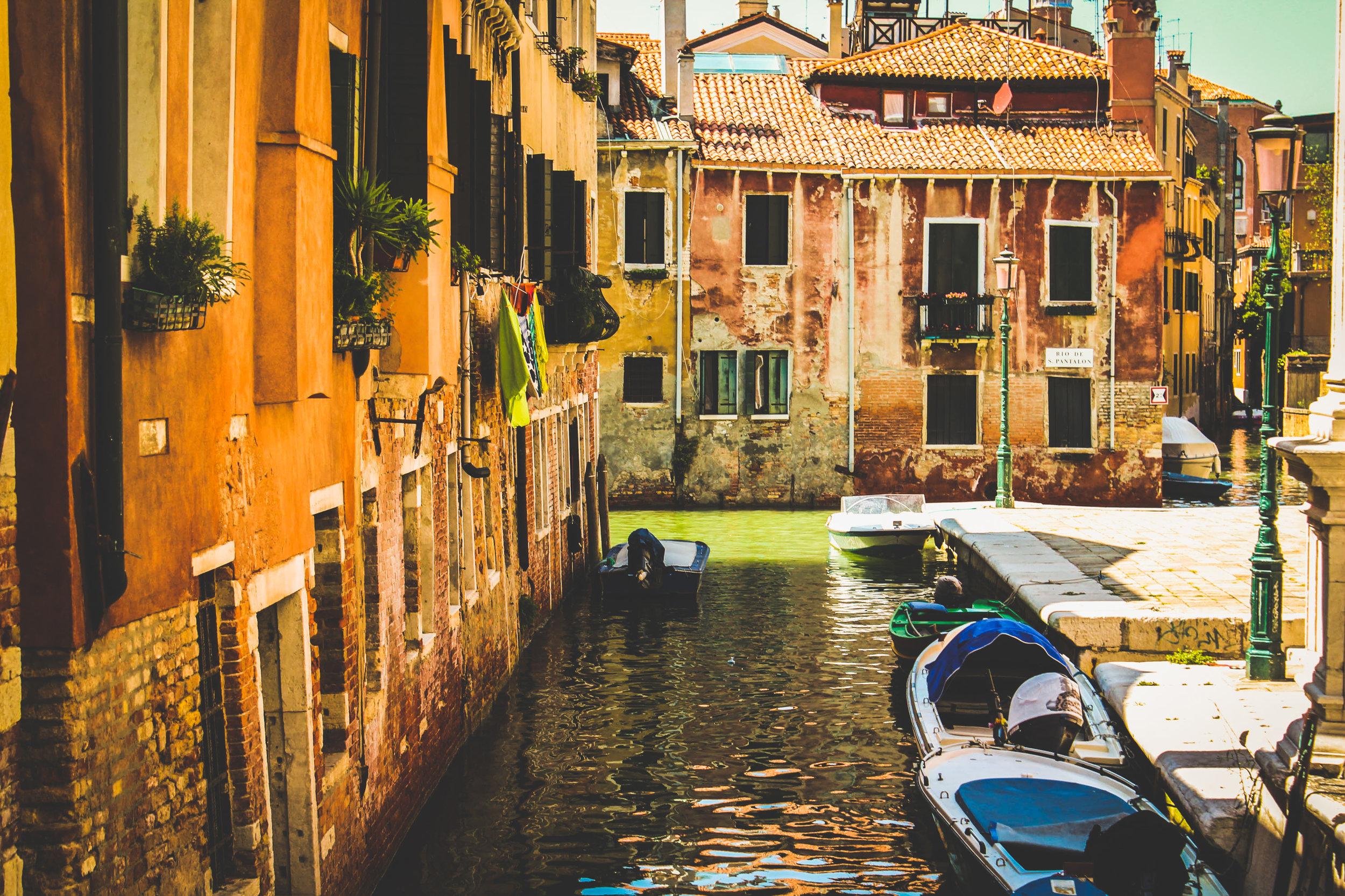 Venise, Italie. Credit: Carine Guillaud.