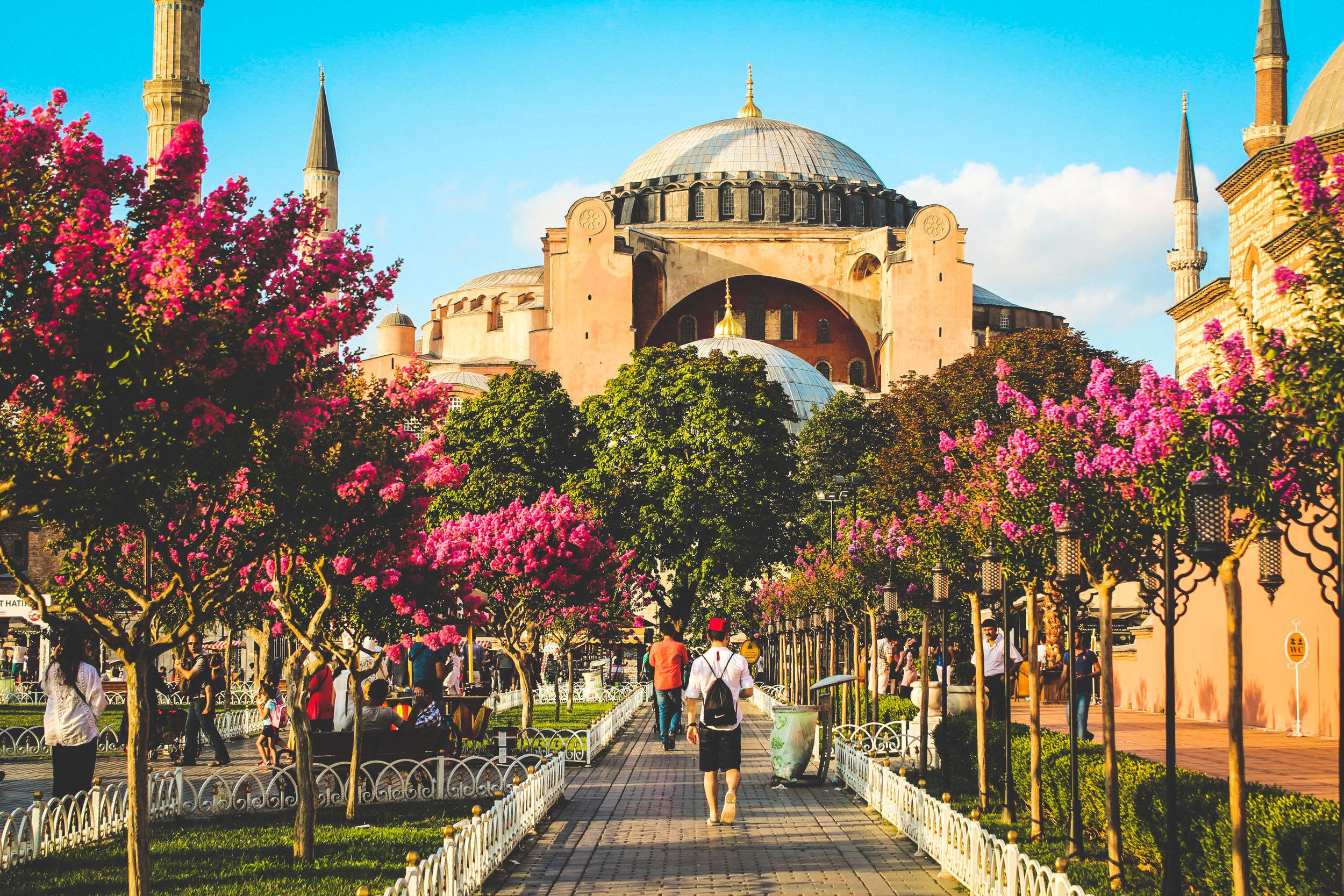 Istanbul, Turquie. Crédit: Carine Guillaud.