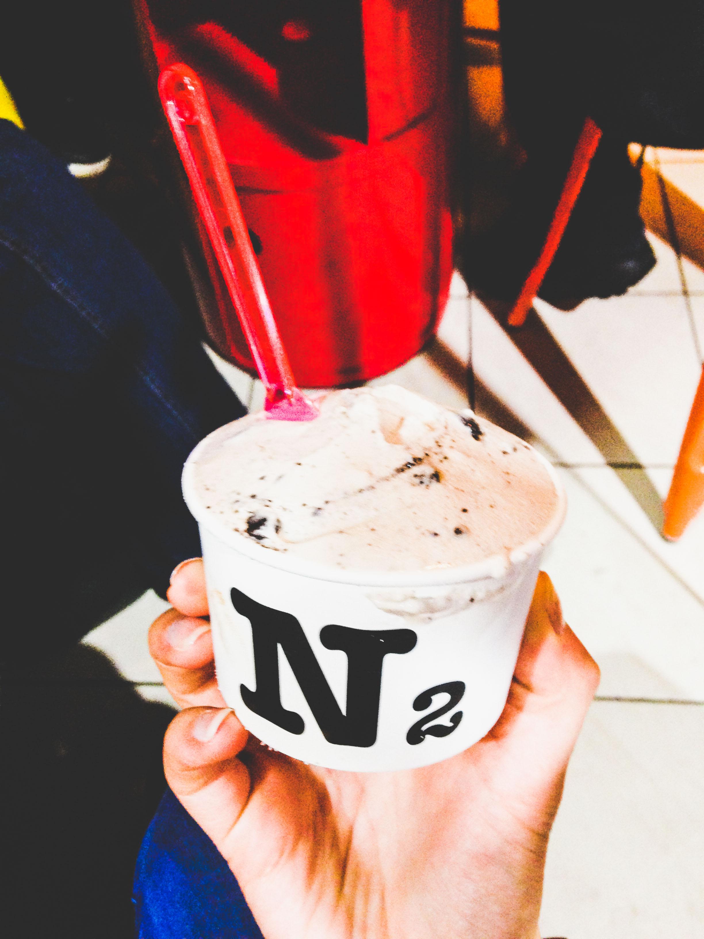 n2 in Chinatown, Sydney.
