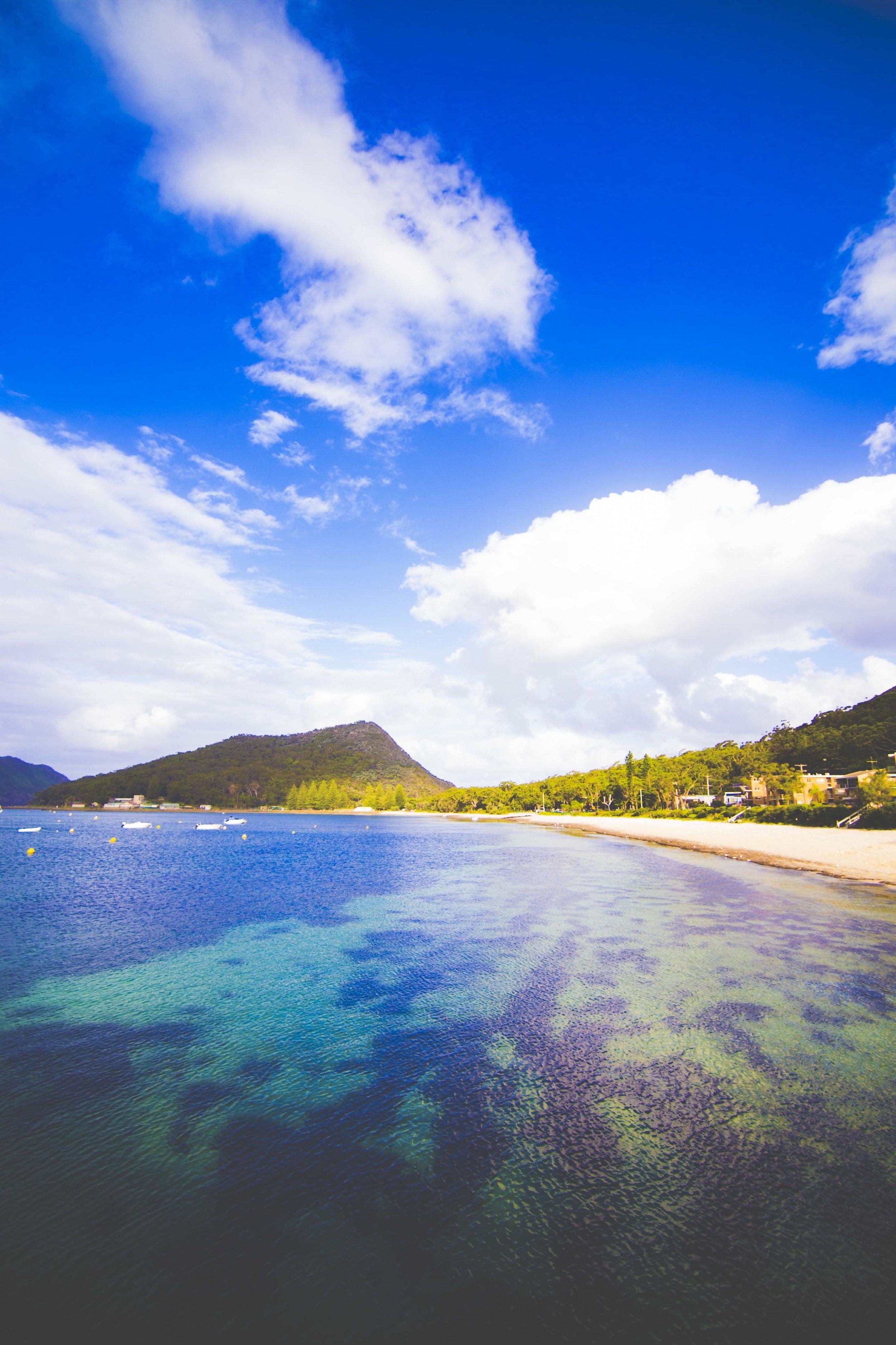 Shoal Bay, Port Stephens. Photo: Marine Raynard