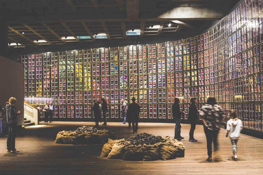 Mona Museum in Hobart. Photo: Marine Raynard