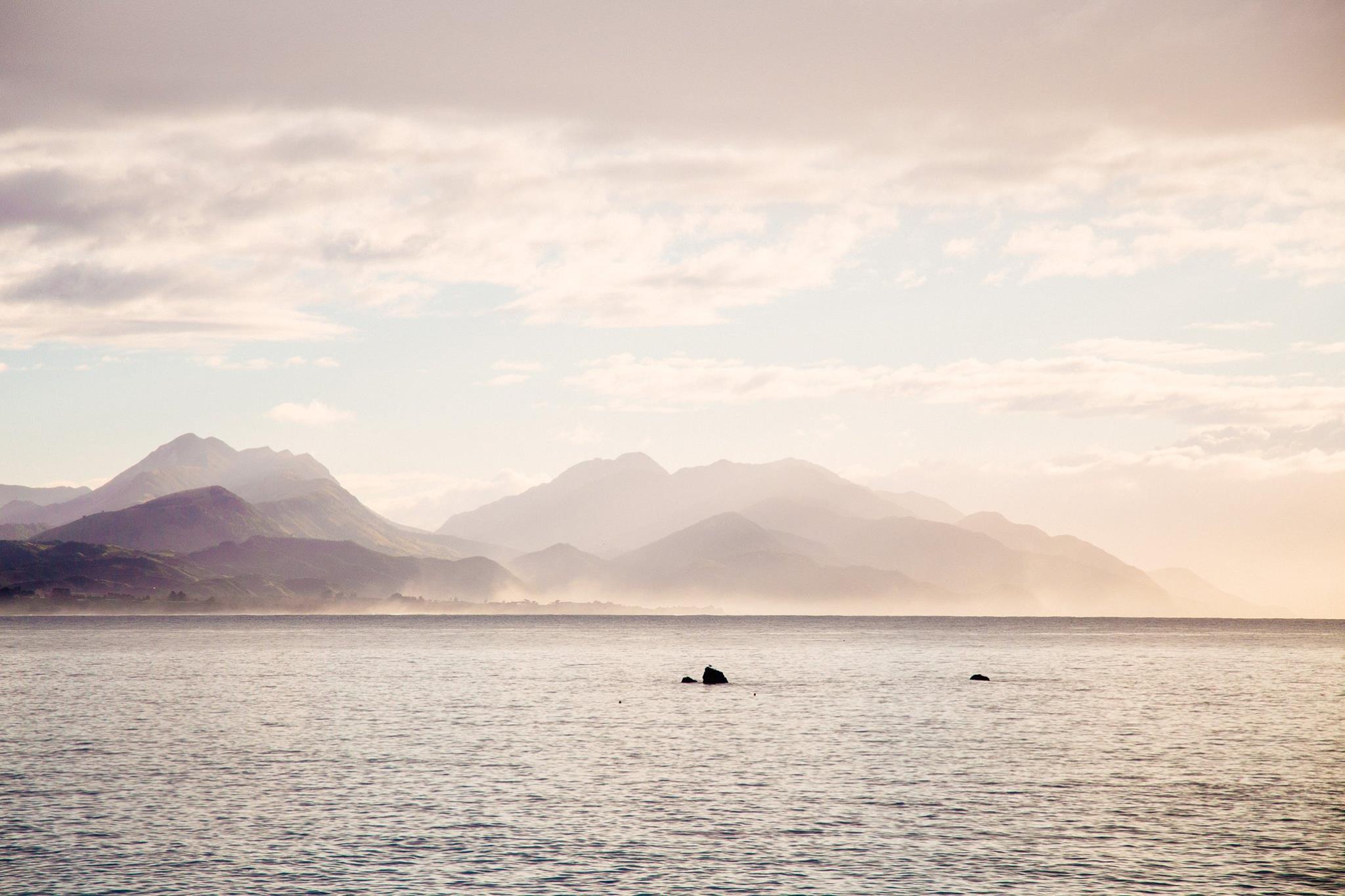 Beautiful Kaikoura. Photo: Marine Raynard