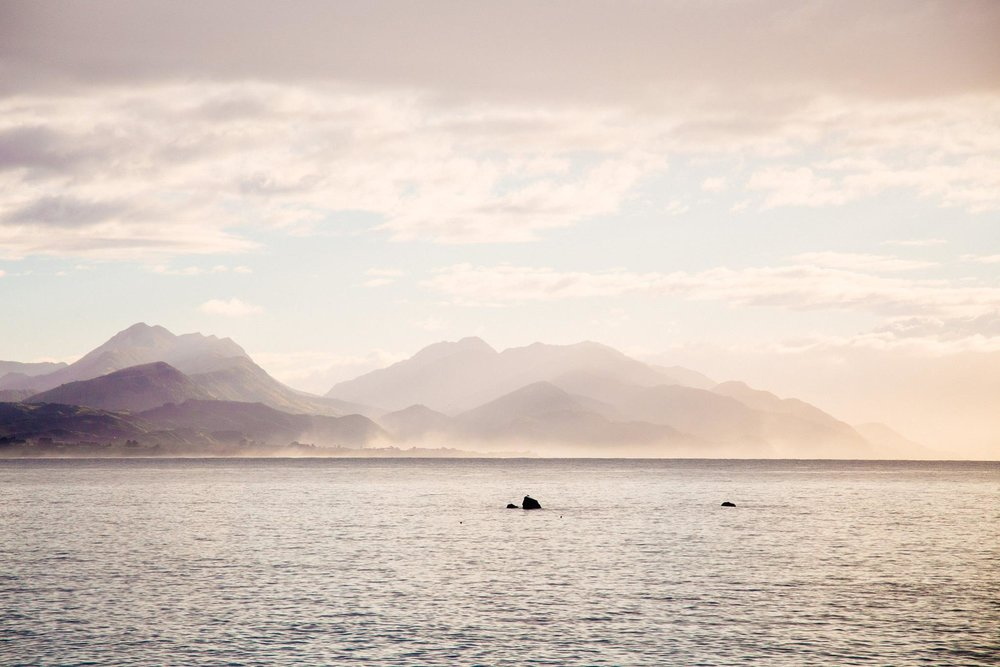 Beautiful Kaikoura. Photo: Marine Raynard