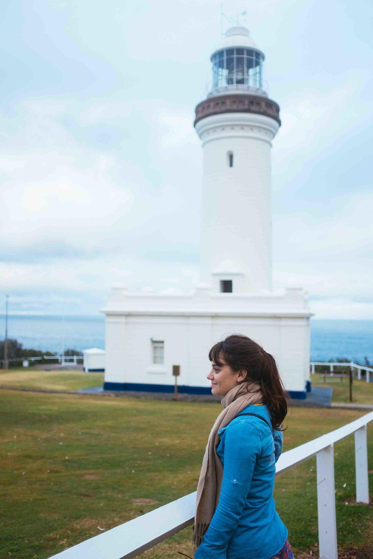 nora's head lighthouse