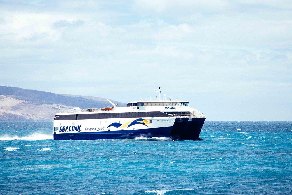 SeaLink Kangaroo Island