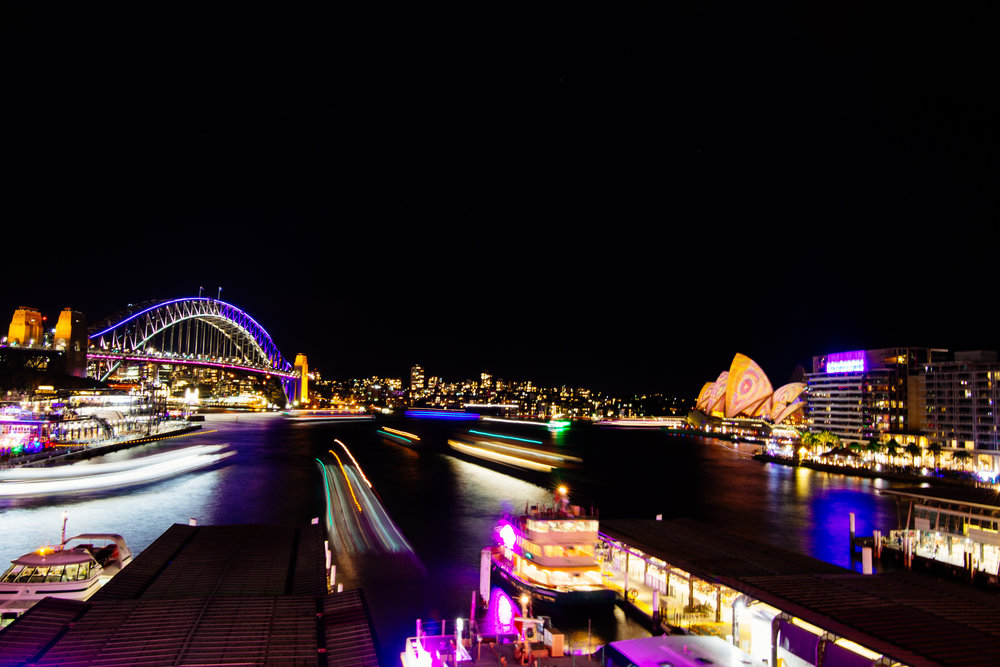 2016 VIVID SYDNEY - The lights go magical