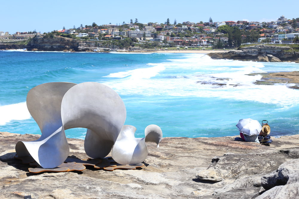 SXS 2015 - Sculpture by The Sea, wonderful art & ocean