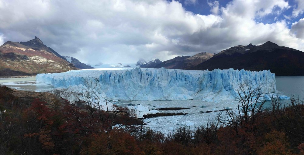 Glacier Perito Moreno, Patagonie, Argentine.