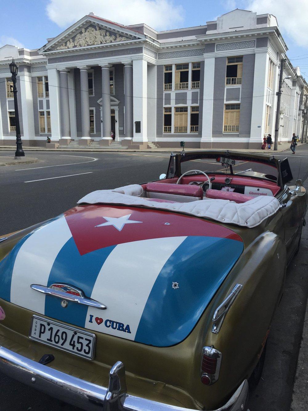 Cienfuegos,Cuba.