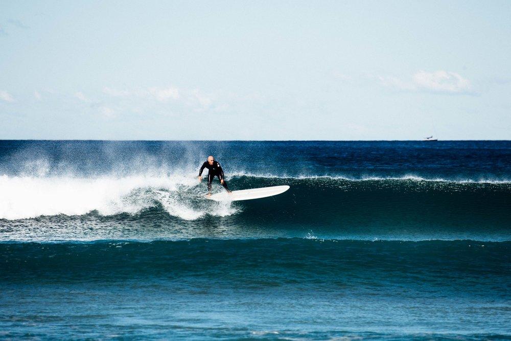 comment commencer à surfer à sydney -