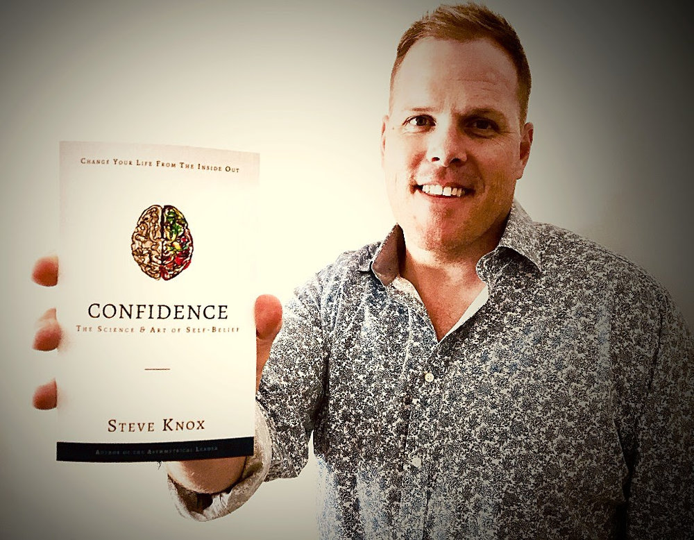 Confidence: The Science & Art of Self-Belief - Confidence isn't something you're born with...it's not just reserved for the superheroes and elite among us. Nope. Confidence is a skill that you can learn (like riding a bike). Here's how...
