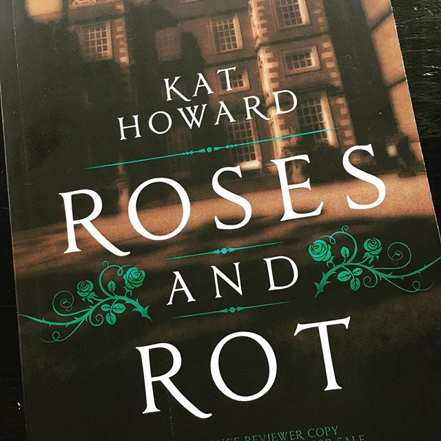 I was supposed to start this before may 2016...I'm only a little behind... . . . . . #bookstagram #bookblogger #bookish #bibliophile #booknerd #booklover #books #bookaddict #reading #instabook #bookaholic #instabooks #rosesandrot #kathoward