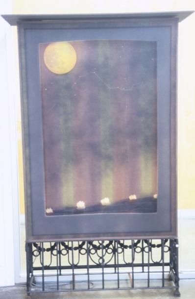 Child's Dream (installation), 1990-2007, mixed media, 123 x 170 x 35 cm