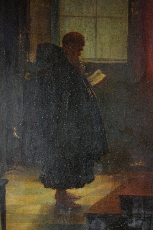 Le Moine - Jean-Baptiste Goyet (XIXe siècle)