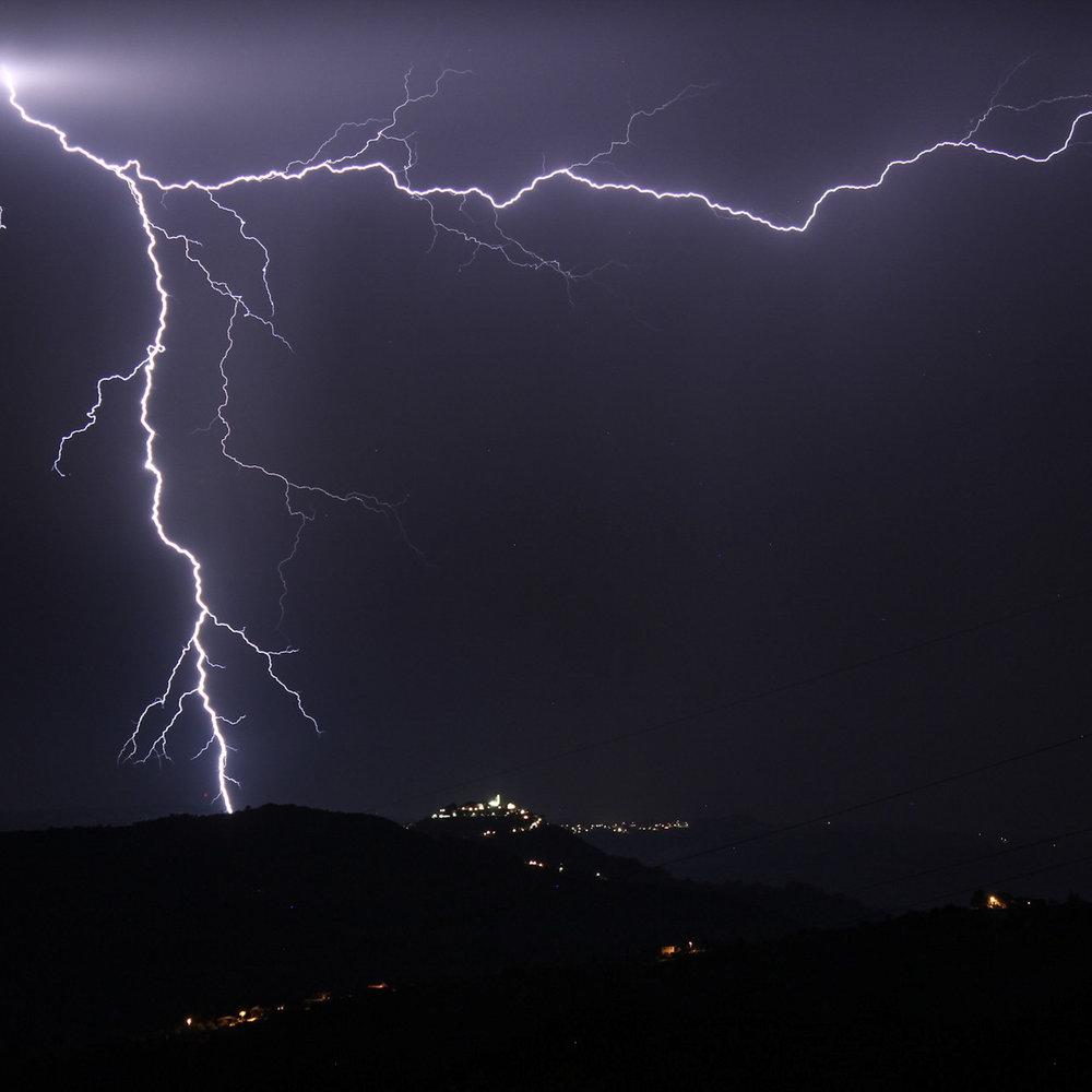 Fractal Thunderbolt