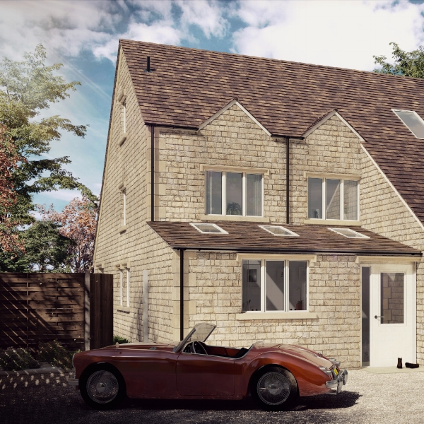 3D ArchitectureVisualisation - Interested in advertising your property before building work has started?Our architectural visualisations are ideal.Learn More