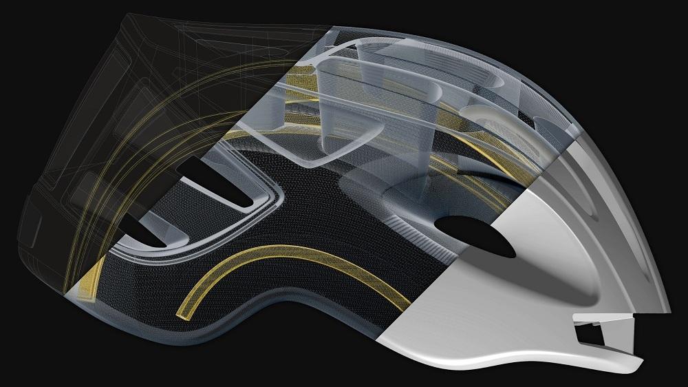 CAD Product | Bike Helmet - 3D Data