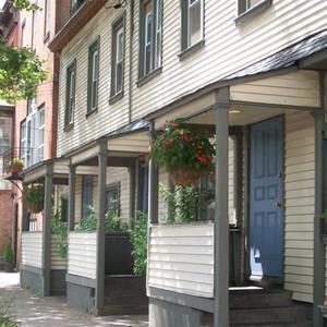 Xaviars and Freelance Cafe - Piermont, NY