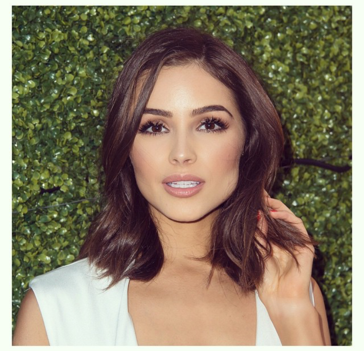 Feeling v tempted by a short haircut, courtesy of literal kween Olivia Culpo.