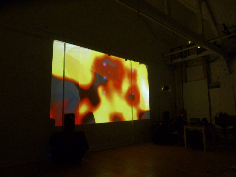 Live Audio Visual Projects — Ben Moon