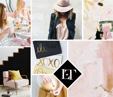 Life and Lovely Things Brand Board by DoodleDog