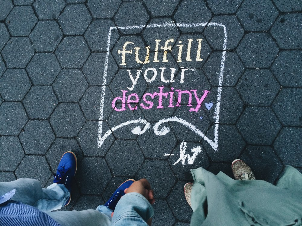 Fulfill your destiny by Danica Tanjut