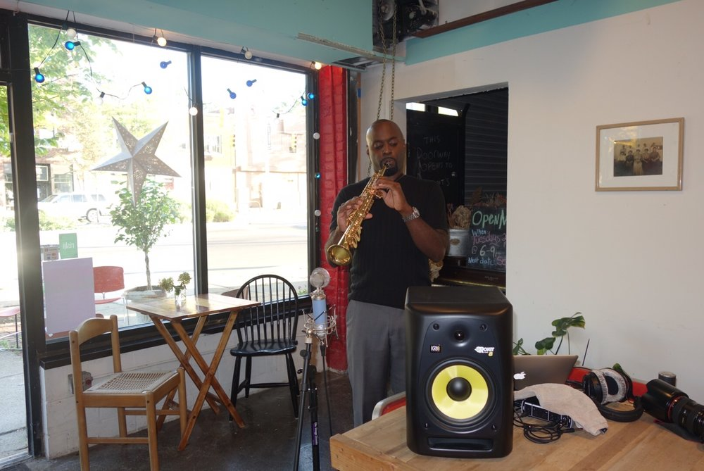 saxophone sounds