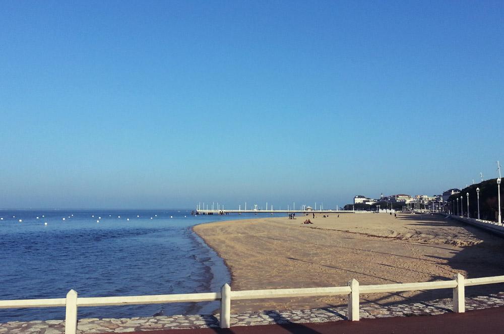 Empty Seaside
