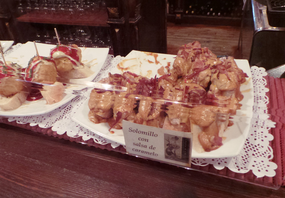Spain and Tapas