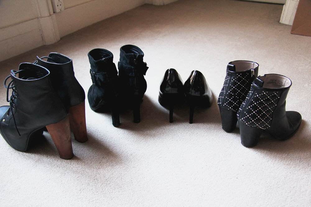 Shoeholic