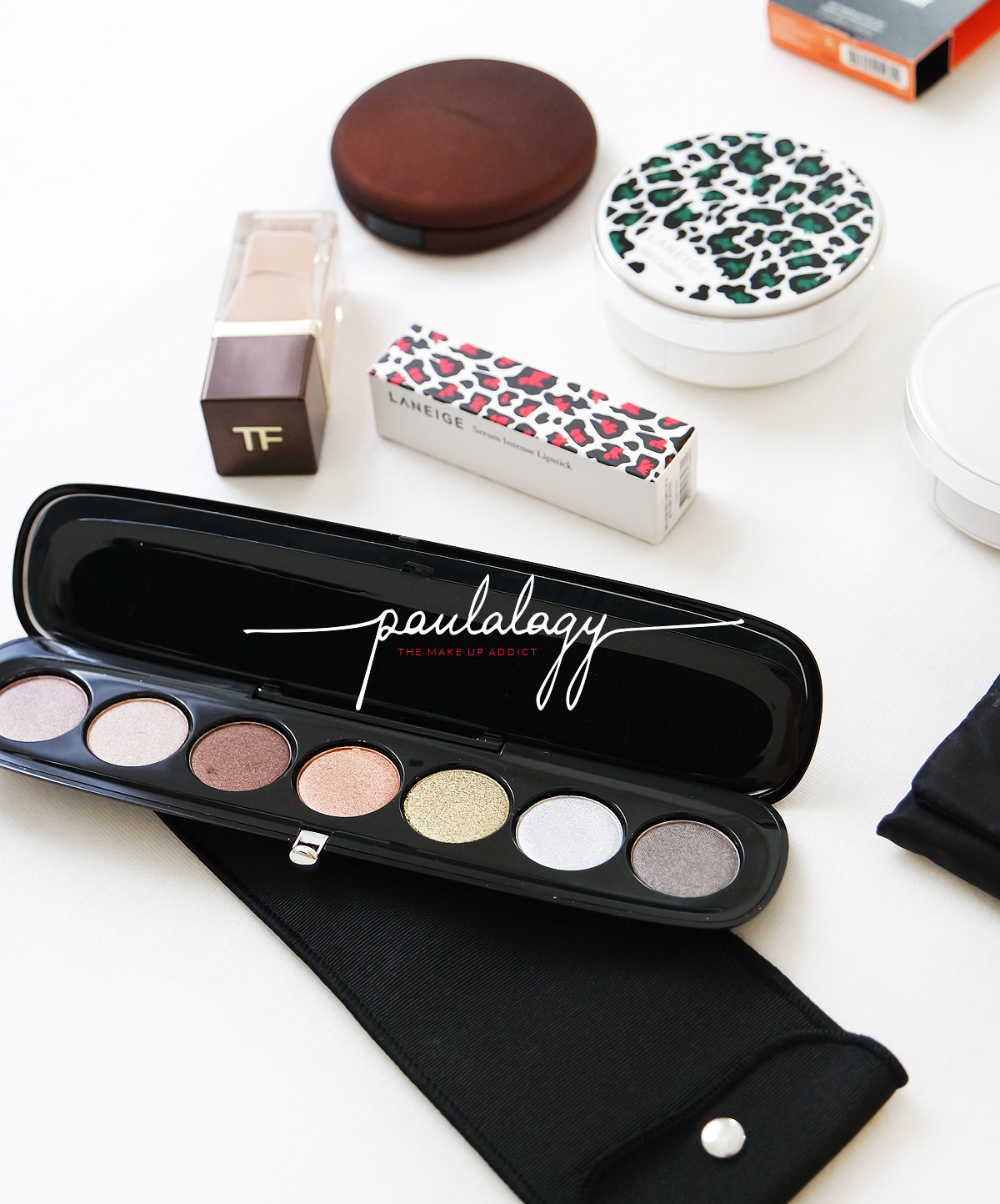 Paulalogy - The makeup box, Marc Jacobs beauty, Tom Ford