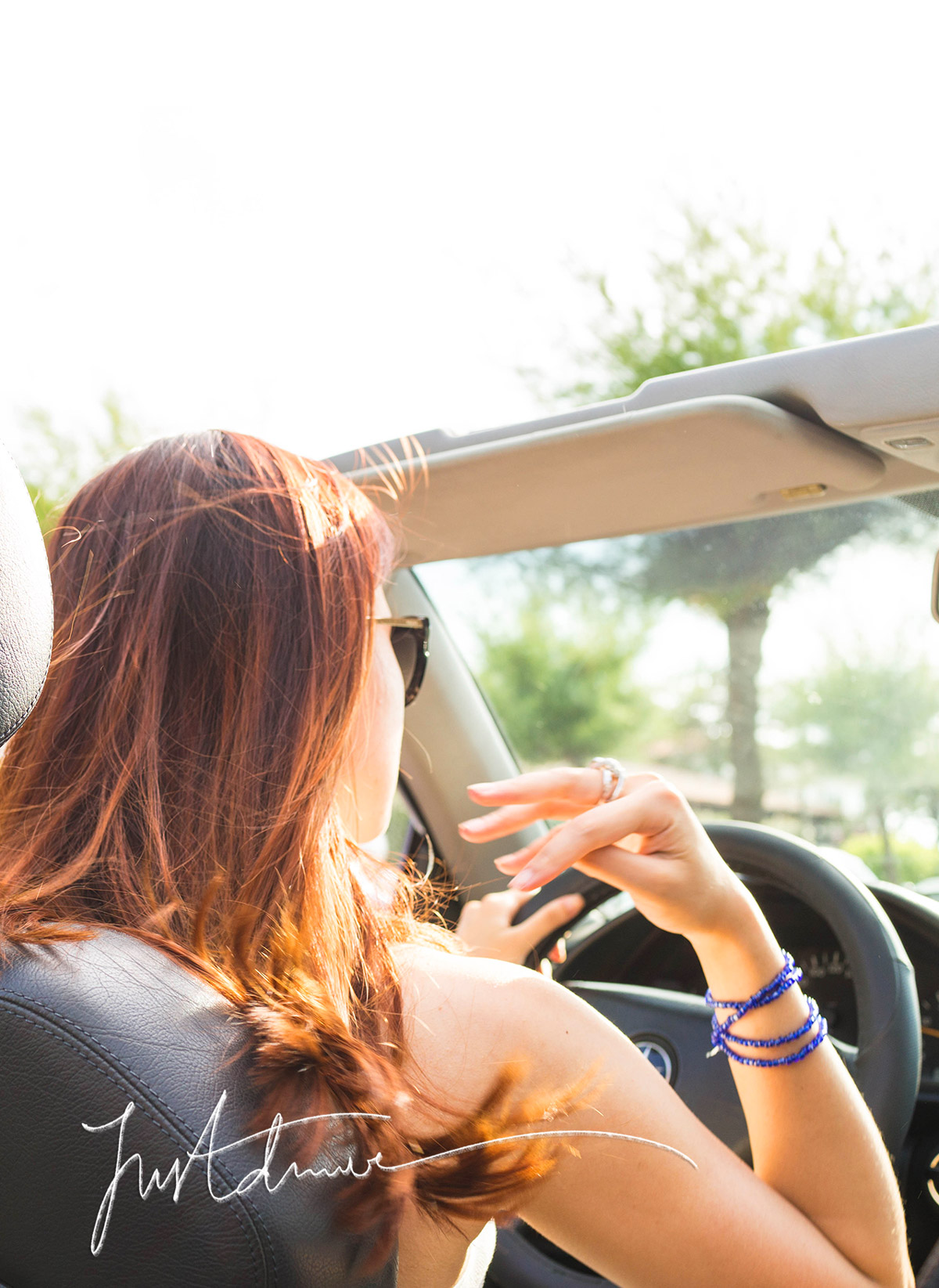 Just Drive - Mercedes SLK / Summer
